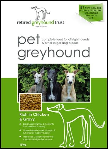 Pet Greyhound Food